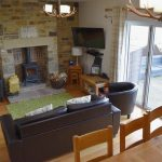 Self-catering cottage in Northumberland, Goosander cottage overview