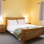 Self-catering cottage in Northumberland, Roe Deer downstairs bedroom