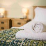 Roe Deer Cottage Twin Towels