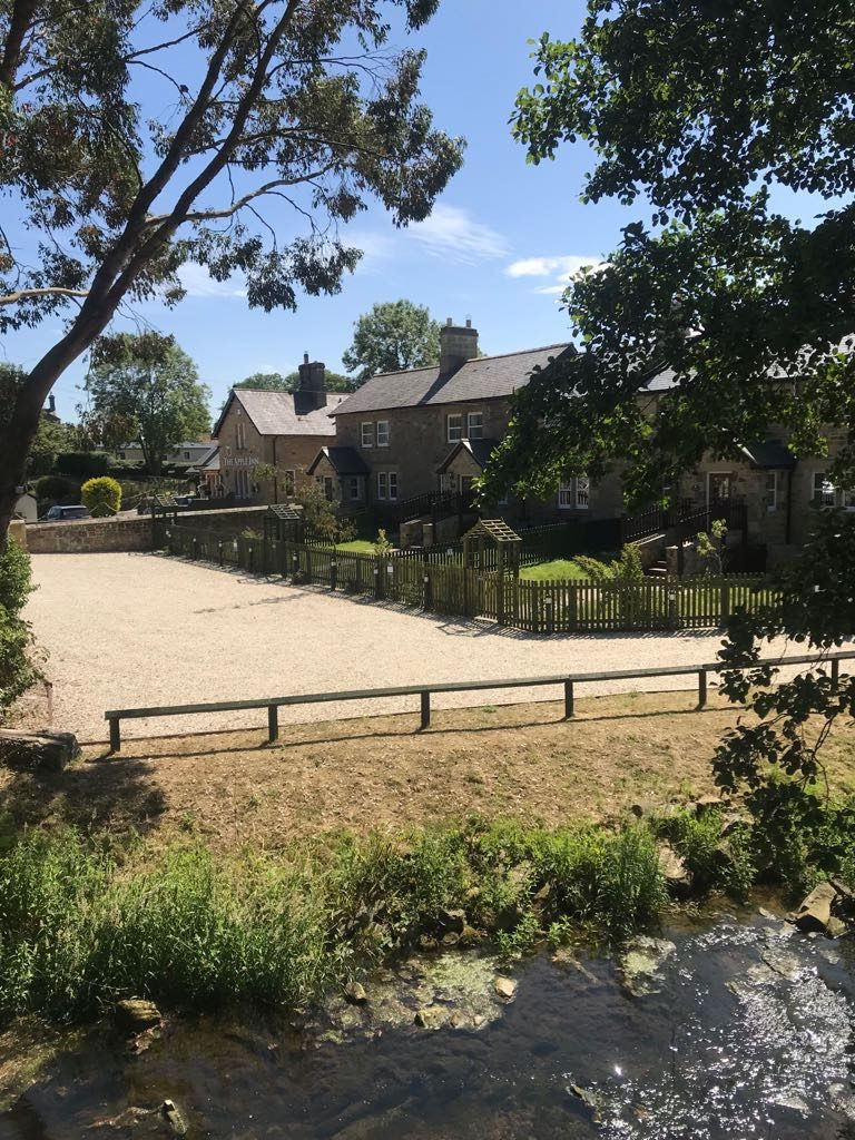 Stablewood Coastal Cottages in Northumberland