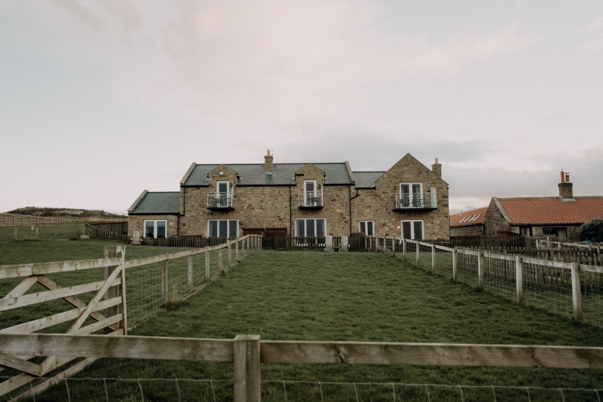 Luxury Self-Catering Cottages Northumberland | Jackdaw Cottage
