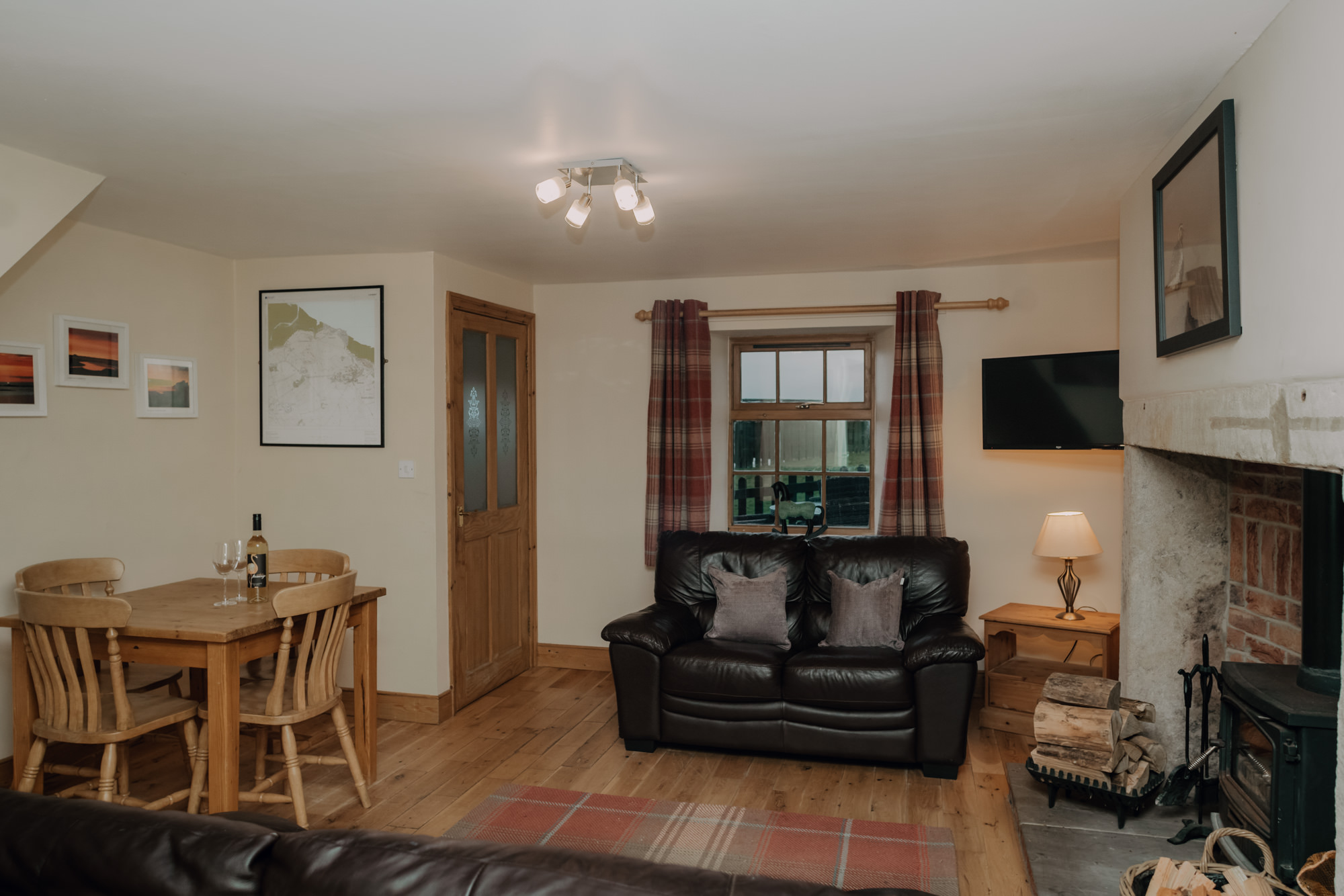Heather Cottages   Dog-friendly Cottages in Northumberland